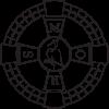 Ciszterci Ház - Baja logó